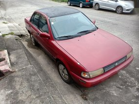 Sell Red 2006 Nissan Primera in Manila