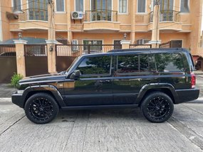 Sell Black 2010 Jeep Commander in Manila