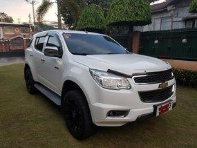 White Chevrolet Trailblazer 2014 for sale in Automatic