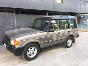 Selling Land Rover Discovery 1995 in Paranaque