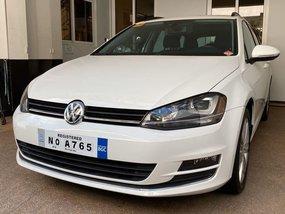 White Volkswagen Golf 2018 for sale in Manila