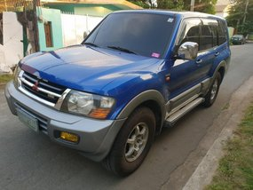 Selling Mitsubishi Pajero 2003 in Paranaque
