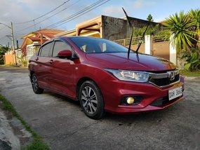 Sell Red 2018 Honda City in Manila