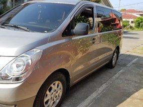 Sell Silver 2013 Hyundai Grand starex in Manila