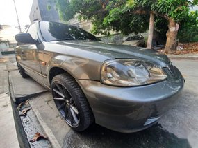 Grey Honda Civic 1999 for sale in Automatic