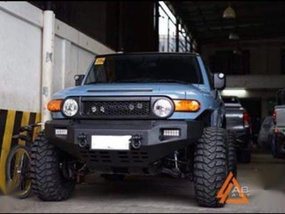 Sell 2015 Toyota Fj Cruiser in Manila