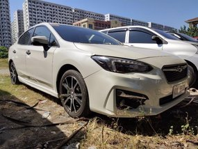 Sell Pearl White 2018 Subaru Impreza in Manila