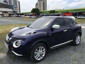 Black Nissan Juke 2017 for sale in Valenzuela