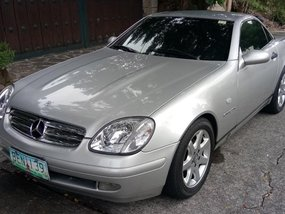 Silver Mercedes-Benz 230 1996 for sale in Automatic