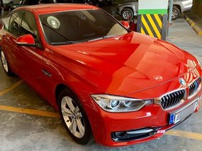 Sell Red 2014 Bmw 320D in Mandaluyong
