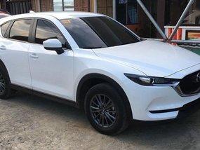 White Mazda Cx-5 2018 for sale in Automatic