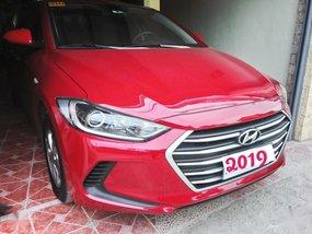 Red Hyundai Elantra 2019 for sale in Santa Rosa