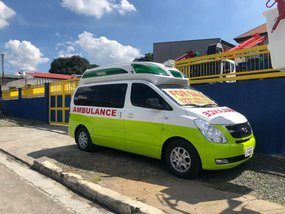 Green Hyundai Grand starex 2020 for sale in Quezon City