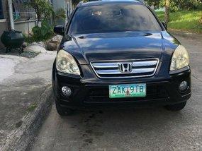 Selling Black Honda Cr-V 2005 in Manila