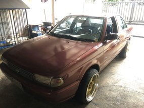 Red Nissan Sentra 1997 for sale in Antipolo