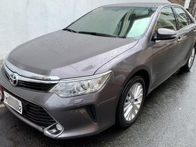 Grey Toyota Camry 2016 for sale in Taguig