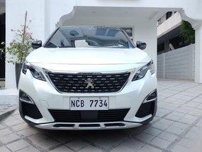 White Peugeot 3008 2018 for sale in Manila