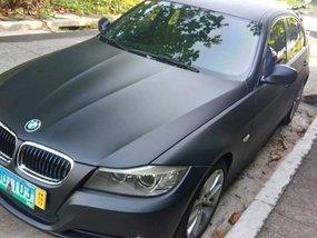 Sell Grey 2012 Bmw 320D in Manila
