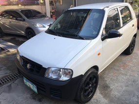 Sell White Suzuki Alto in Manila