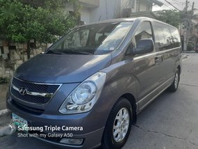 Grey Hyundai Starex 2012 for sale in Automatic