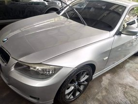 Selling Silver Bmw 3-Series 2011 in Quezon City