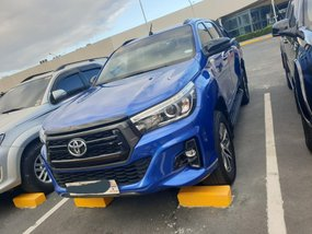 Sell 2018 Toyota Hilux in Manila