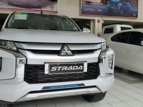 Selling Mitsubishi Strada 2020 in Quezon City