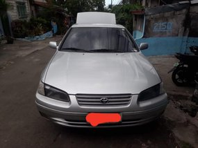 Silver Toyota Camry 2018 for sale in Caloocan