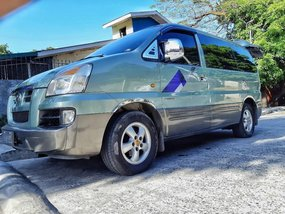 Sell Blue 2007 Hyundai Starex in Quezon City