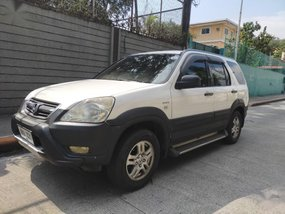 White Honda Cr-V 2003 for sale in Manila