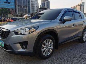Selling Grey Mazda Cx-5 2013 in Manila