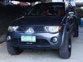Mitsubishi strada 4x4 strada Manual