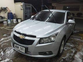 White Chevrolet Cruze 2010 for sale in Manila
