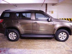 Sell 2015 Chevrolet Trailblazer in Makati