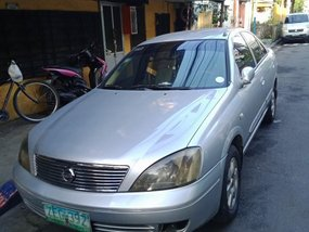 Silver Nissan Sentra 2006 for sale in Jose Abad Santos