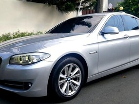 Sell Silver 2013 Bmw 520D in Makati