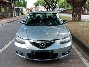 Silver Mazda 3 2010 for sale in Quezon City
