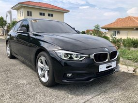 Black Bmw 3-Series 2017 for sale in Automatic