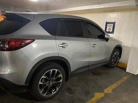 Silver Mazda Cx-5 2015 for sale in Manila