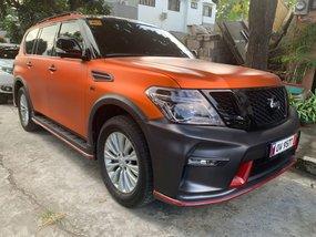 Selling Nissan Patrol Royale 2017 in Manila