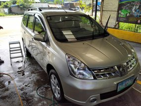 Sell 2008 Nissan Grand Livina in Santo Tomas