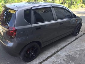 Grey Chevrolet Aveo 2008 for sale in Manila