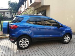 Sell Blue 2015 Ford Ecosport in Pasig