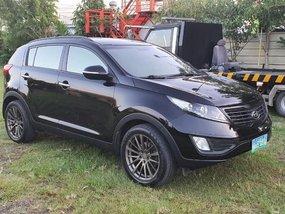 Sell Grayblack 2013 Kia Sportage in Bacolod