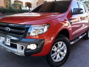 Ready to ride Very Fresh 2015 Ford Ranger Wildtrak AT