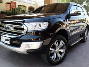 Almost Brand New Top of the Line 2019 Ford Everest Titanium AT