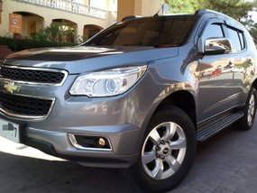 Top of the Line 2016 Chevrolet Trailblazer LTZ 4X4 AT