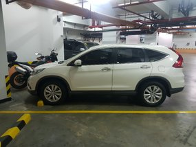 Pearlwhite 2016 Honda CR-V 2.0 S very fresh for sale in Taguig