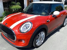 Sell Red 2017 Mini Cooper in Manila