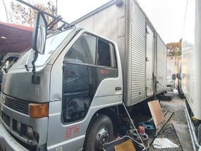 Sell Silver 1990 Isuzu Elf in Quezon City